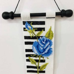 piano-rose-beaded-tapestry